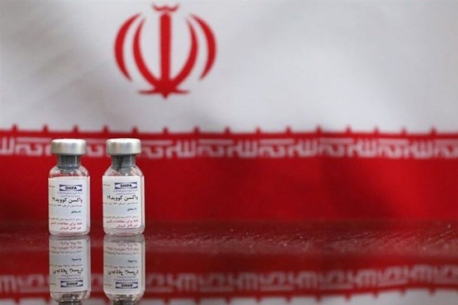 پایان مطالعه فاز یک تست انسانی واکسن کوو ایران برکت