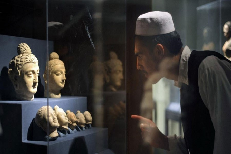 دستور طالبان به جنگجویانش برای «حفظ» آثار باستانی