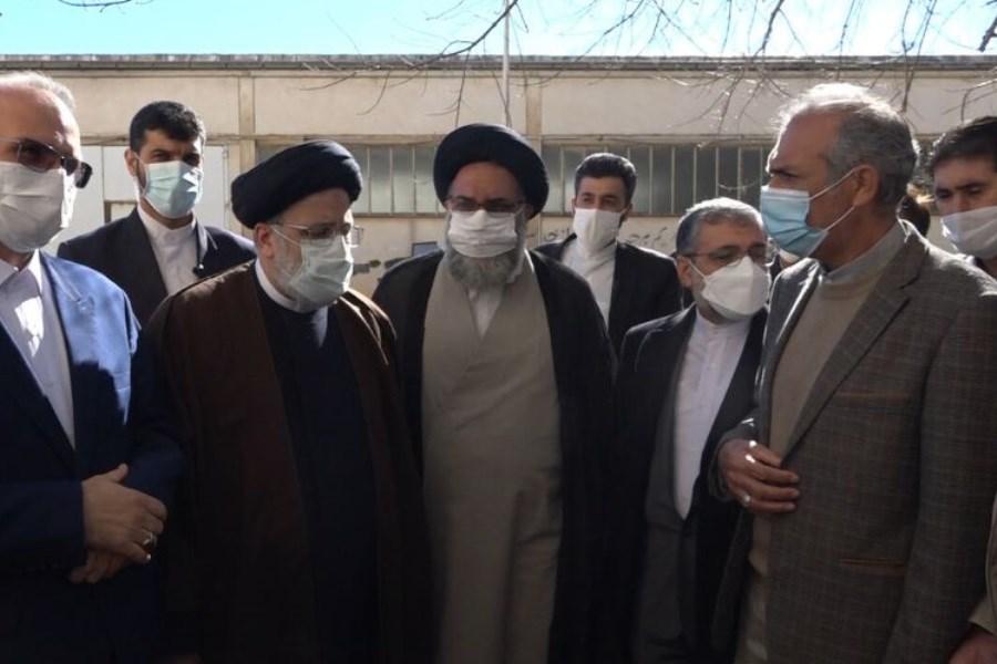 رئیس دستگاه قضا با خانوادههای جانباختگان حادثه هواپیمای تهران یاسوج دیدار کرد