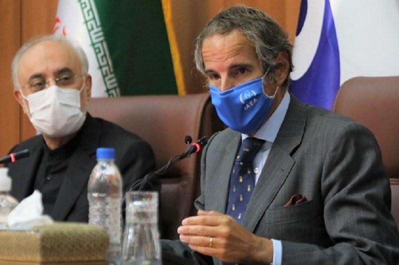 مدیرکل آژانس با صالحی دیدار کرد