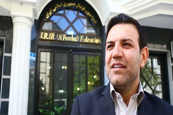اعلام برنامه های عزیزی خادم کاندیدای ریاست فدراسیون فوتبال