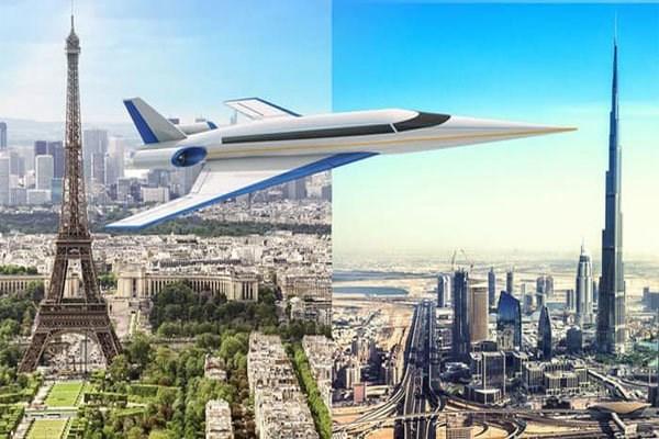روسیه و امارات هواپیمای مافوق صوت میسازند