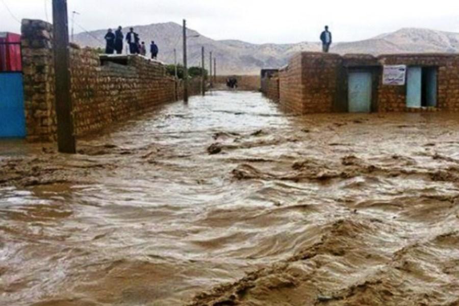 سیلاب در بجنورد خسارتی نداشت