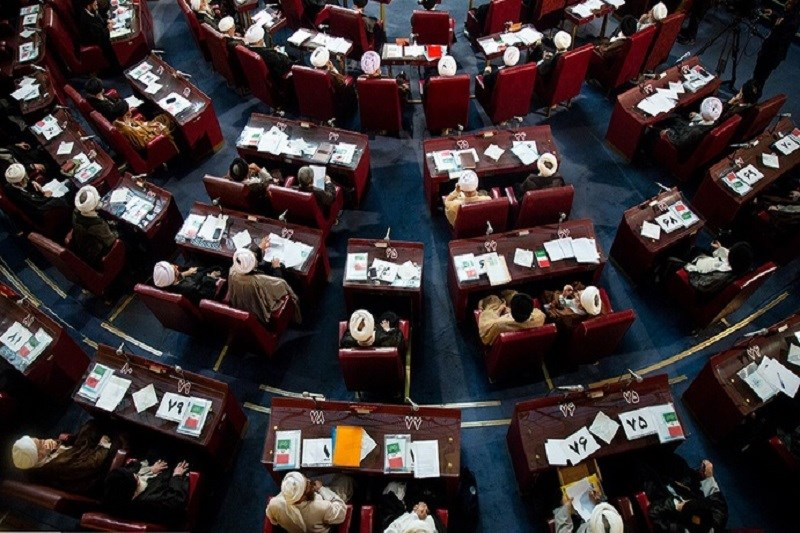 هشتمین اجلاس مجلس خبرگان آغاز شد