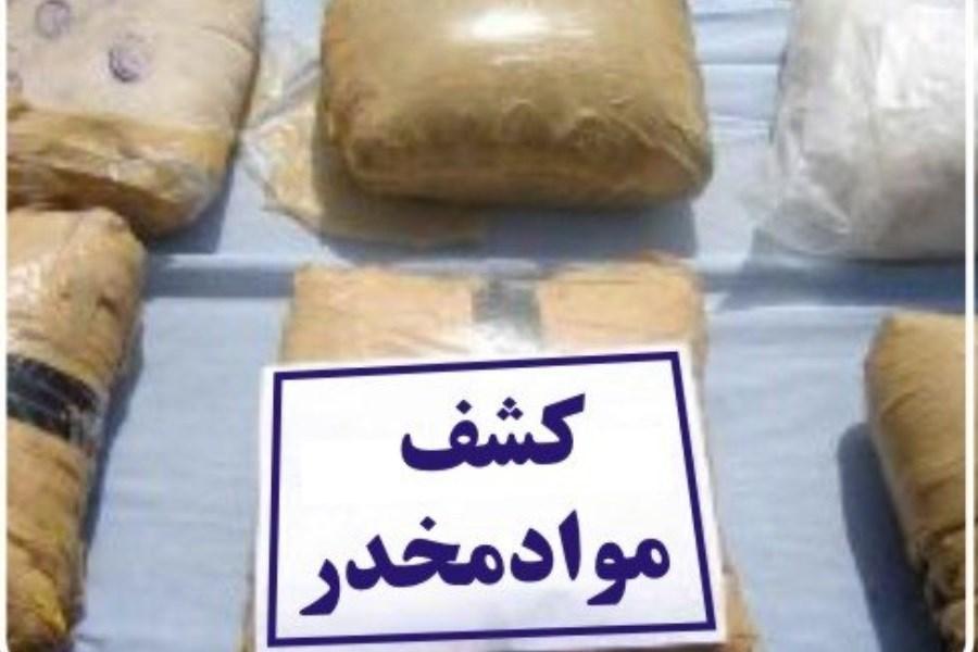 تصویر انهدام ۶۸ باند موادمخدر در مازندران