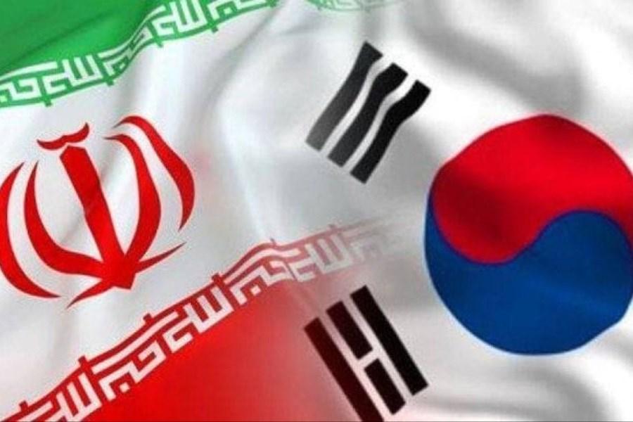 تصویر کره جنوبی دلارهای بلوکه شده ایران را آزاد می کند