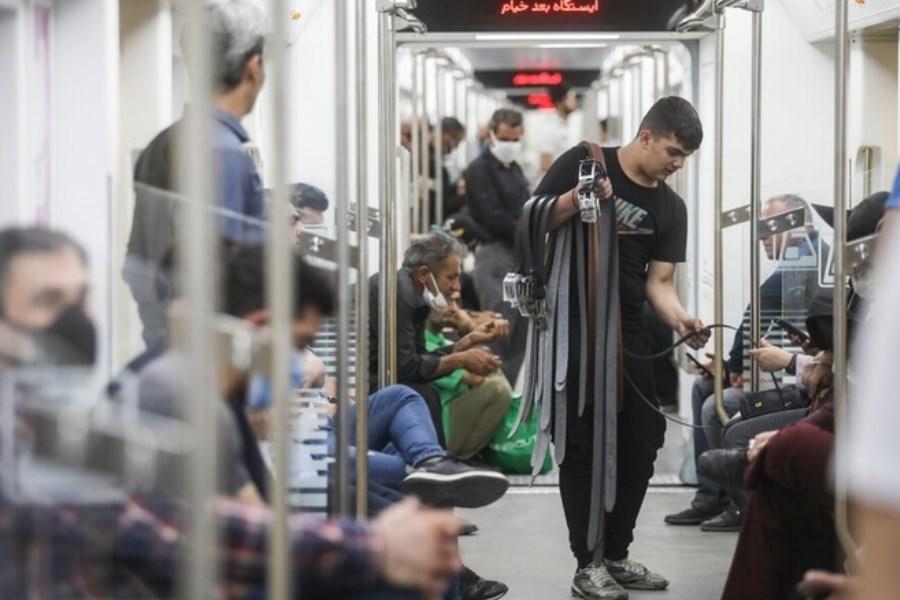 بلیت مترو گران شد