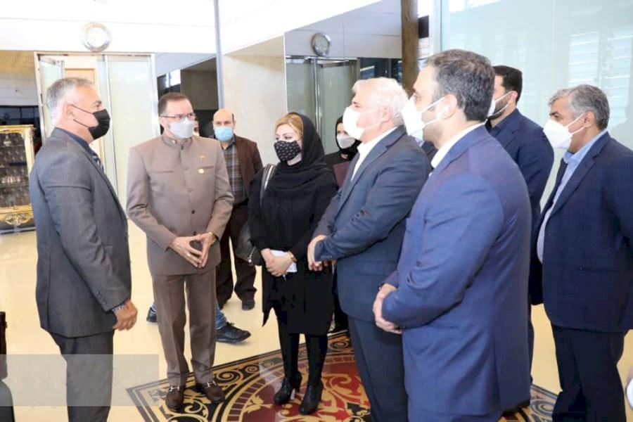 وزیر گردشگری ونزوئلا وارد تهران شد