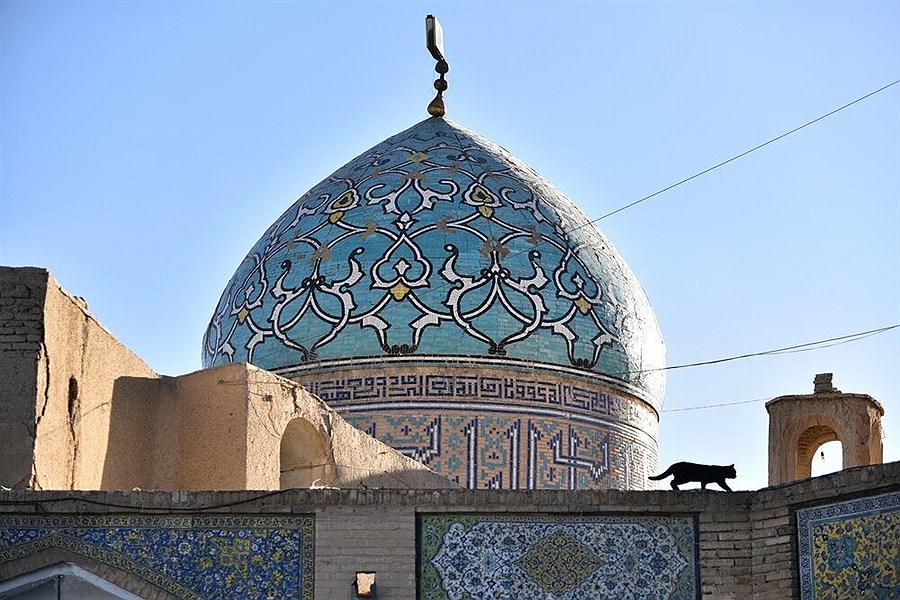 تصویر حال ناخوش «مسجد شعیا »