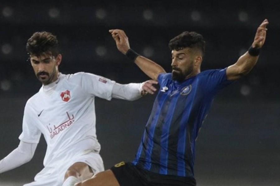 رضاییان نامزد بهترین بازیکن هفته لیگ ستارگان قطر شد