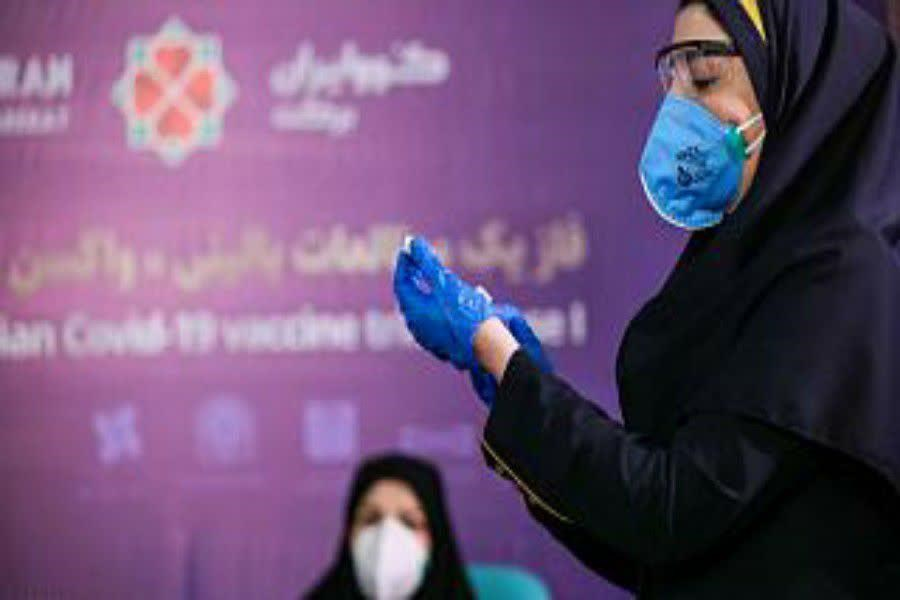 زمان اغاز واکسیناسیون سراسری در کشور اعلام شد