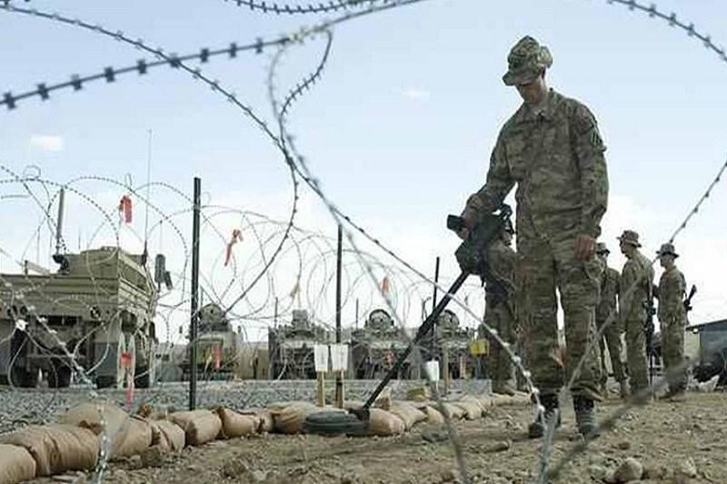 احداث پایگاههای نظامی آمریکا در مرز مشترک عراق و کویت
