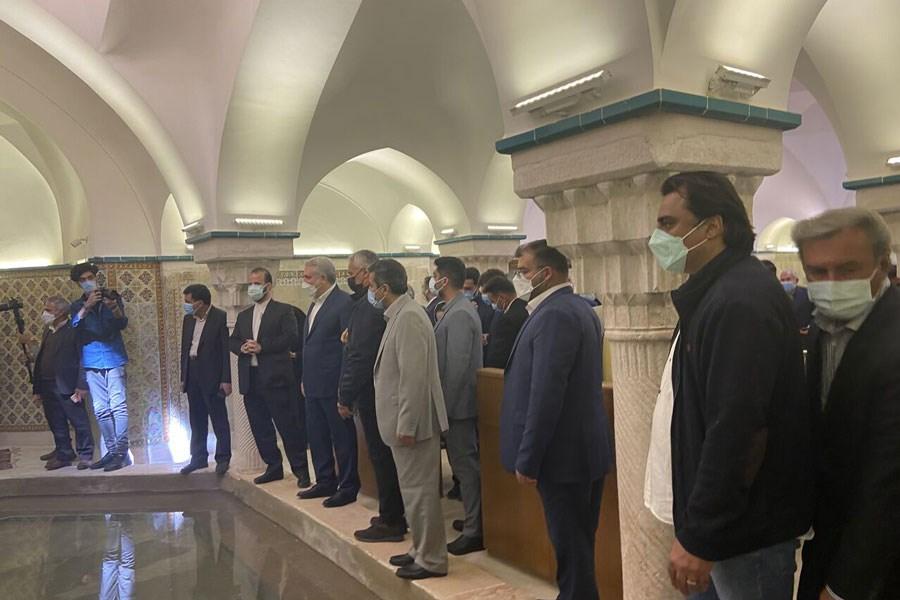کرمان مقصد اصلی گردشگران خارجی میشود