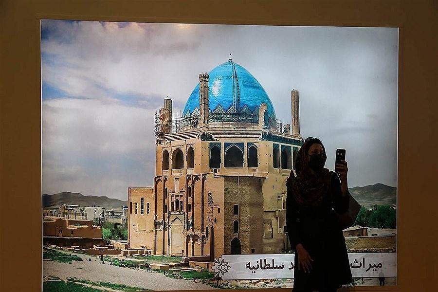 تصویر نمایشگاه گردشگری و صنایع دستی