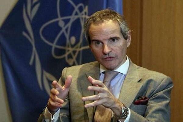 هشدار گروسی درباره عدم توافق ایران و طرف های برجامی