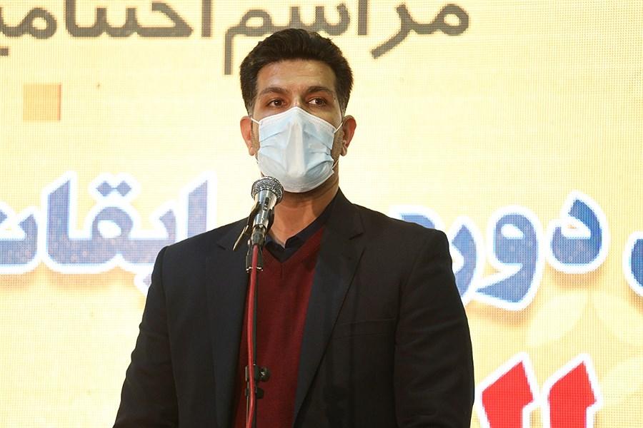 تصویر ایران در سخت ترین شرایط هم می تواند میزبان رویدادهای بین المللی باشد
