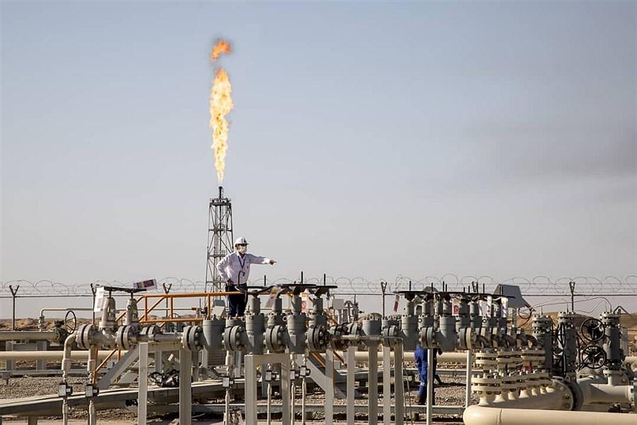 بهره برداری از طرح توسعه میدان نفتی آذر