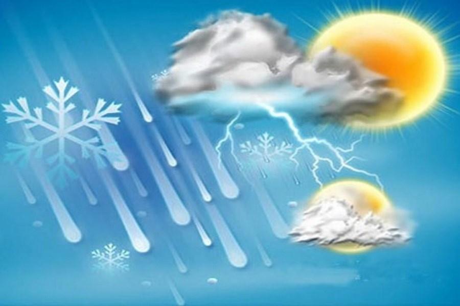 هشدار سطح زرد هواشناسی در آذربایجانغربی/ احتمال سرمازدگی درختان میوه