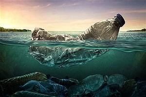 تصویر  پلاستیک به غیر از اقیانوسها هوا را نیز آلوده میکند