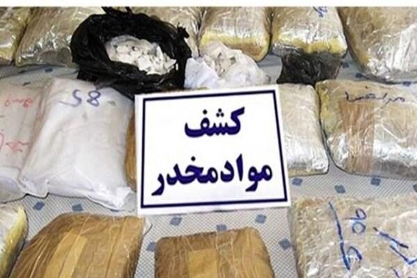 دستگیری تبعه کشور آذربایجان به جرم قاچاق مواد مخدر در پارس آباد