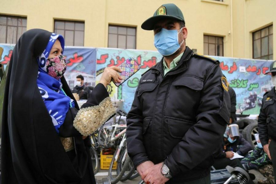 دستگیری سارقی که به ماموران کلانتری پیشنهاد رشوه داد