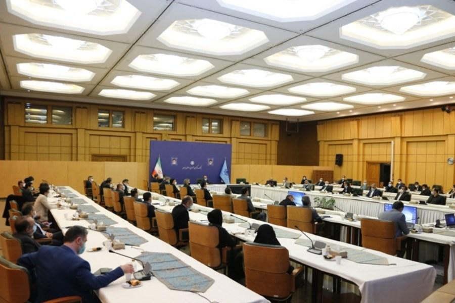 تصویر شبکه بانکی برای اجرای قانون جدید صدور چک در سال آیند ه اعلام آمادگی کرد