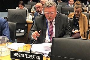 تصویر  انتقاد تند روسیه از تلاش برای تصویب ''قطعنامه احمقانه'' علیه ایران