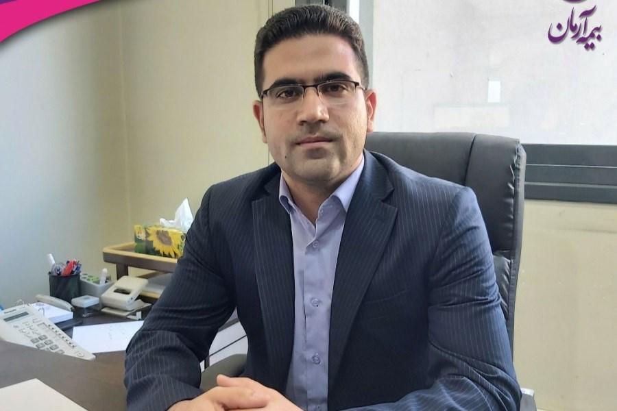 سرپرست مدیریت امور مالی بیمه آرمان منصوب شد