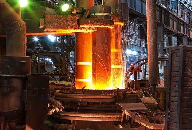 ایران جزو 10 کشور برتر دنیا در تولید فولاد