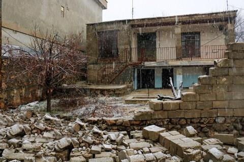 ۳۶ میلیارد و ۵۰۰ میلیون تومان  تسهیلات بانکی برای زلزله زدگان سمیرم