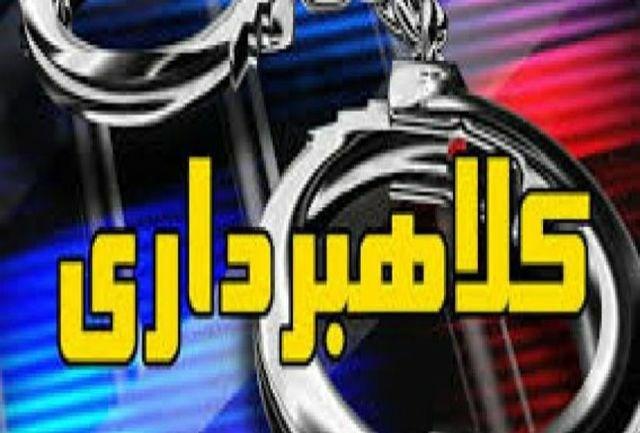 """تصویر متهمی که با عناوین"""" بیت رهبری"""" و"""" بسیج"""" کلاهبرداری می کرد، دستگیرشد"""