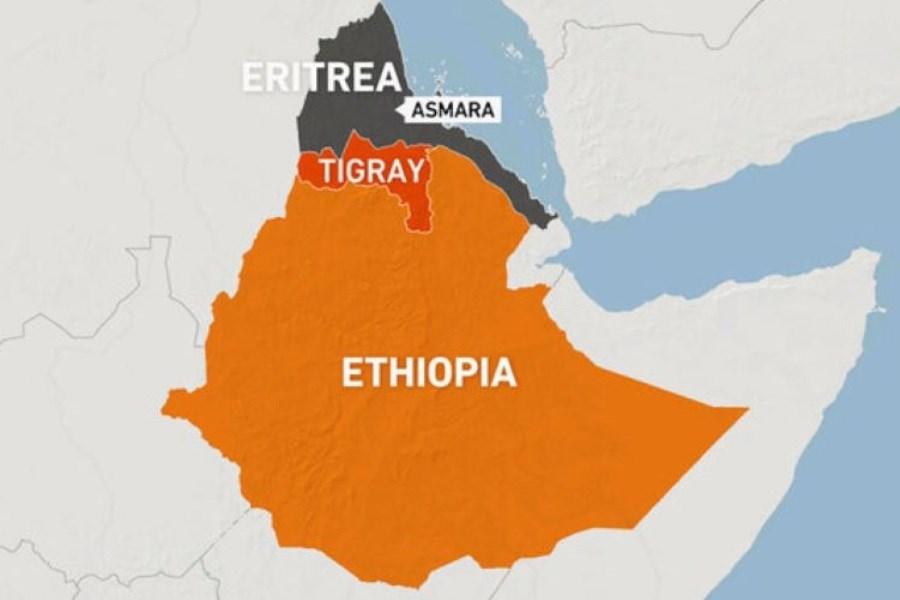 تصویر سازمان ملل و آمریکا برای خروج نظامیان اریتره از تیگرای درخواست کردند