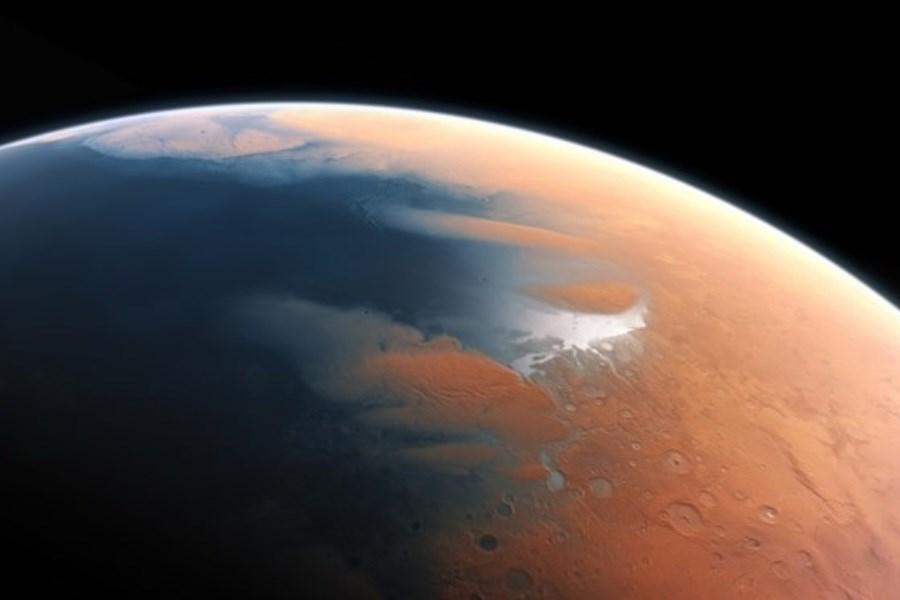 محل تجمع آب کره مریخ پیدا شد