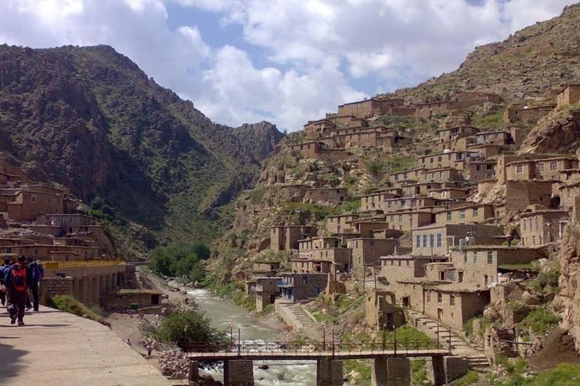 پالنگان؛ «بهشت گمشده» در دل کوههای کردستان