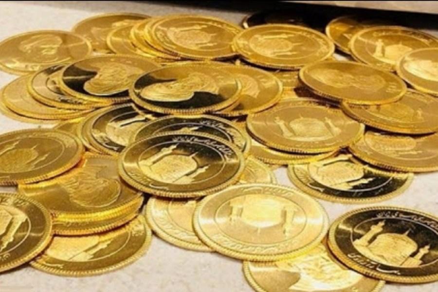 سقوط سکه در پایان هفته +جدول