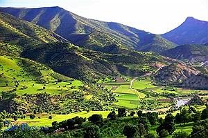 تصویر  شهرستان مریوان؛ سرزمین دشت و تاریخ