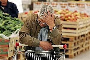 تصویر  از افزایش قیمت تن ماهی تا تخم مرغ و قارچ/ چه شکم هایی که گرسنه مانده است!
