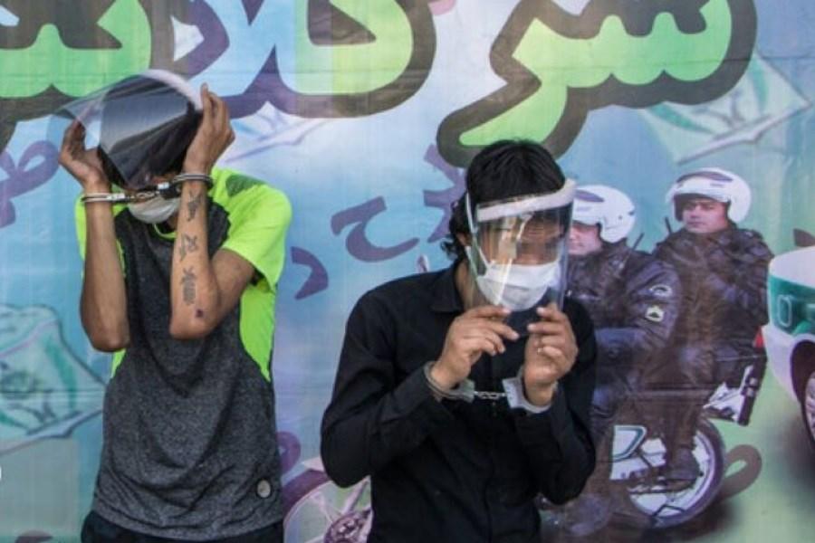 مامورنماهای اخاذ در بازار تهران دستگیر شدند