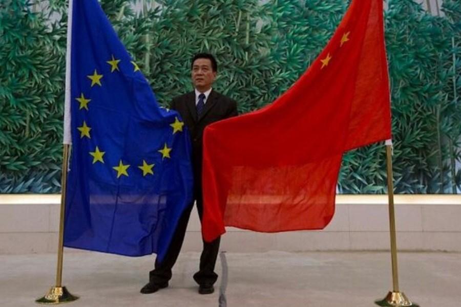 با افزایش تنش بین چین و اتحادیه اروپا بازارهای سرمایه نزولی شدند