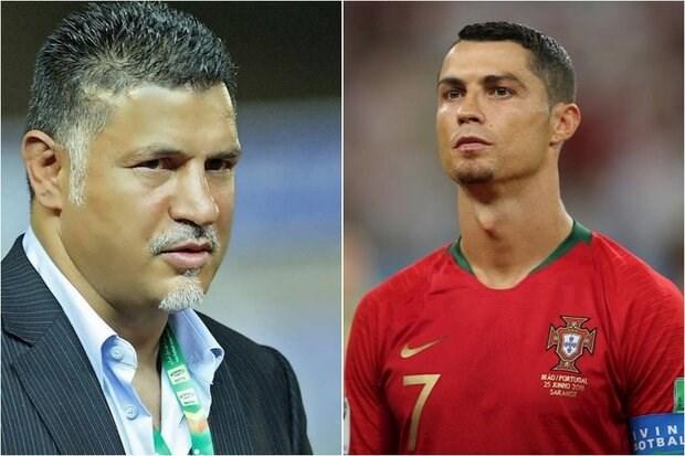 چشم رسانههای دنیا به شکستن رکورد علی دایی در سه بازی جدید پرتغال