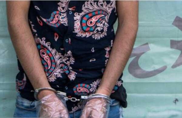 دستگیری شرور زنانه پوش در پایتخت