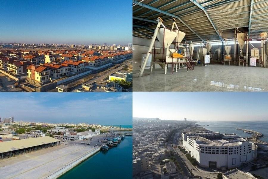 افتتاح ۱۲ طرح اقتصادی در منطقه آزاد قشم