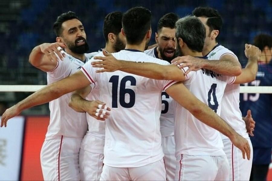 آمادگی تیم والیبال شهرداری ارومیه برای لیگ برتر
