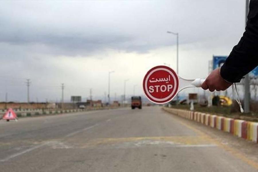 جریمه ۱۷۰ دستگاه خودرو غیربومی در جادههای خراسان رضوی