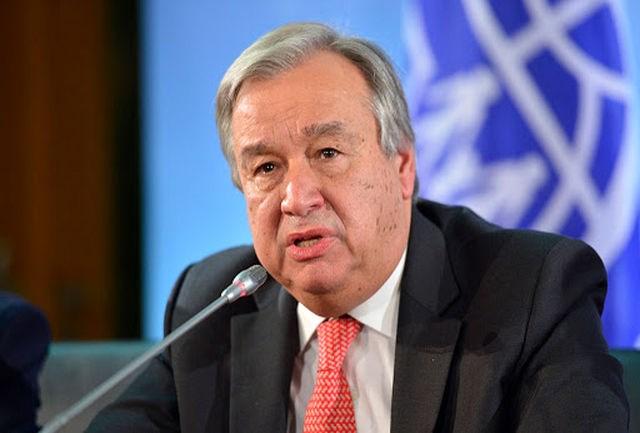 دبیرکل سازمان ملل خواستار حداکثر خویشتنداری در میانمار شد