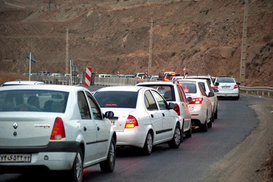 تردد بیش از یک میلیون و 400 هزار خودرو در ایام نوروز