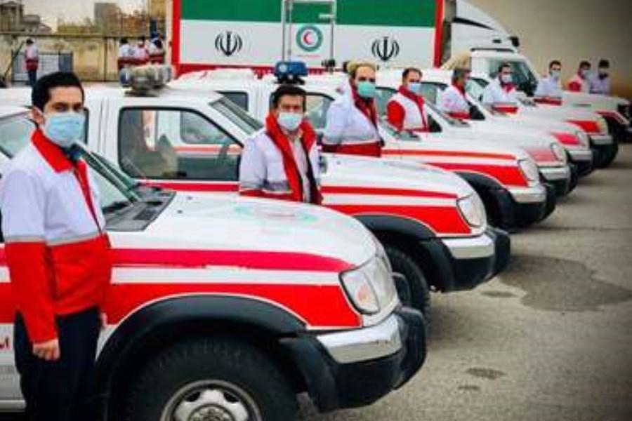 انجام 15هزار تست فوری و pcr از مسافران نوروز / تردد و سفر 51 هزار مسافر از مرزهای ایران