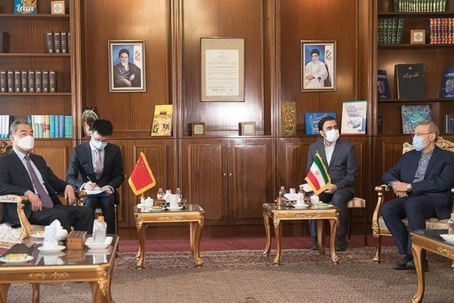 امروز برنامه جامع  همکاری ایران و چین نهایی شد