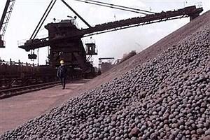 تصویر  افزایش ۱۳۰ درصدی تولید گندله در کارخانه فولاد سنگان