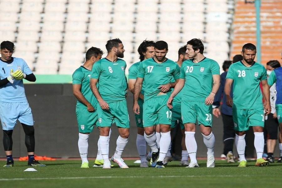 تیم ملی فوتبال ایران - سوریه/ تقابل دوستانه برای اسکوچیچ و شاگردانش